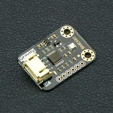 温/湿度传感器-Gravity: I2C BME680环境传感器 (VOC、...