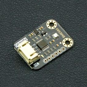 Gravity: I2C BME680环境传感器 (VOC、温度、湿度、气压)