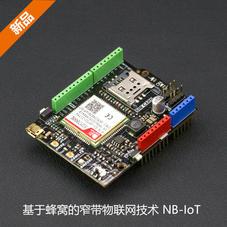 无线通信-SIM7000E Arduino NB-IoT/LTE/GP...