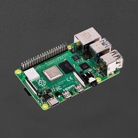 DFRobot品牌推荐-树莓派4代B型1GB Raspberry Pi