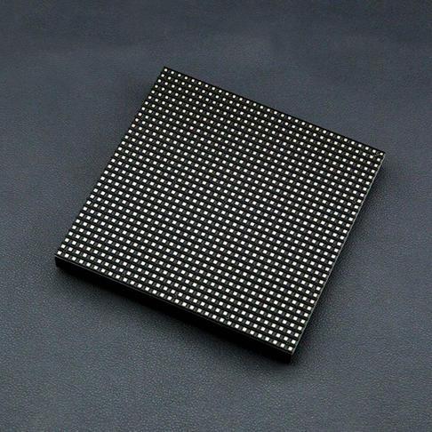32x32 RGB LED Matrix - 4mm pitch 点阵屏