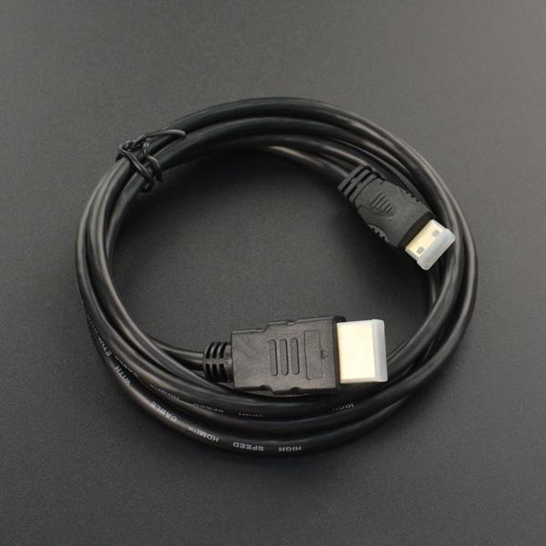 HDMI高清数据线(标准-Mini接口)