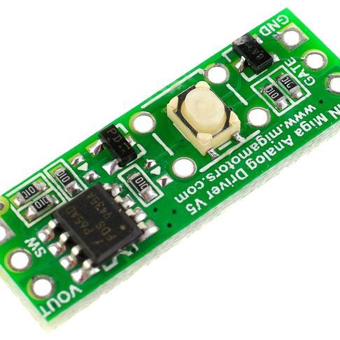 记忆合金肌肉驱动器 Driver V5 (MAD-V5)