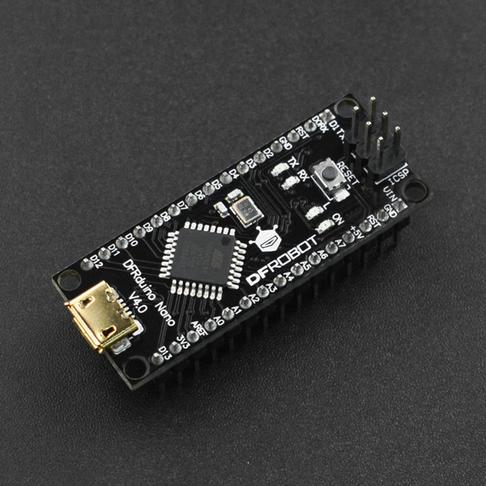 DFRduino Nano (兼容Arduino Nano)