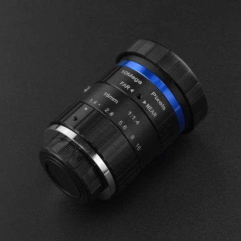 16mm工业长焦镜头