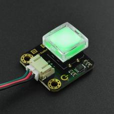 新品-Gravity: 带LED灯的数字按键 绿色