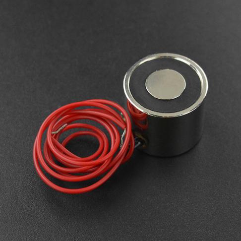 5V电磁铁(8KG 保持力)