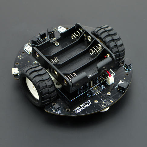 miniQ 2WD教育机器人