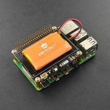 树莓派UPS电源扩展板