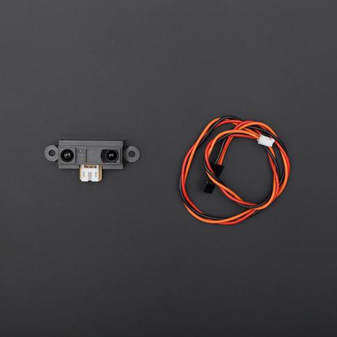 GP2Y0A21 距离传感器