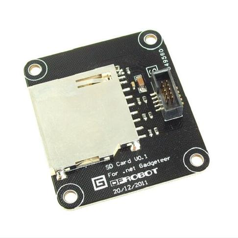 Gadgeteer SD Card 模块