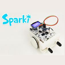 机器人套件-Sparki机器人套装