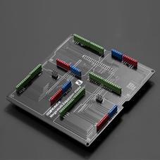 Arduino擴展板-Mega擴展板(轉4路擴展板布局)