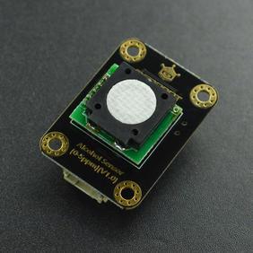DFRobotDF精选-Gravity: 电化学酒精传感器(0-5ppm)