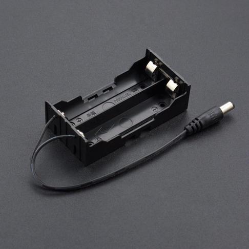 2节18650电池盒