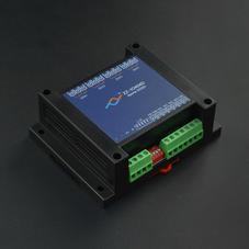 新品-工业级4通道串口继电器模块