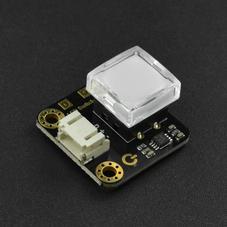 新品-Gravity: 带LED灯的数字按键 白色