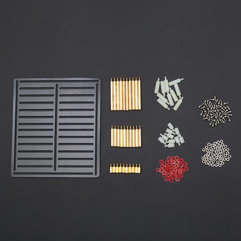 多孔原型钣金板