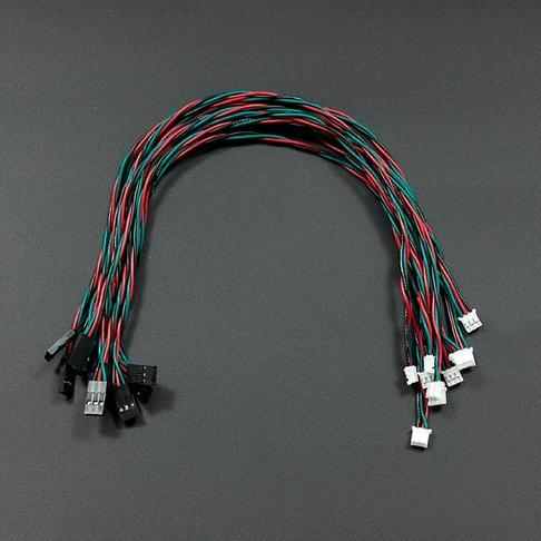 数字传感器连接线(10根)