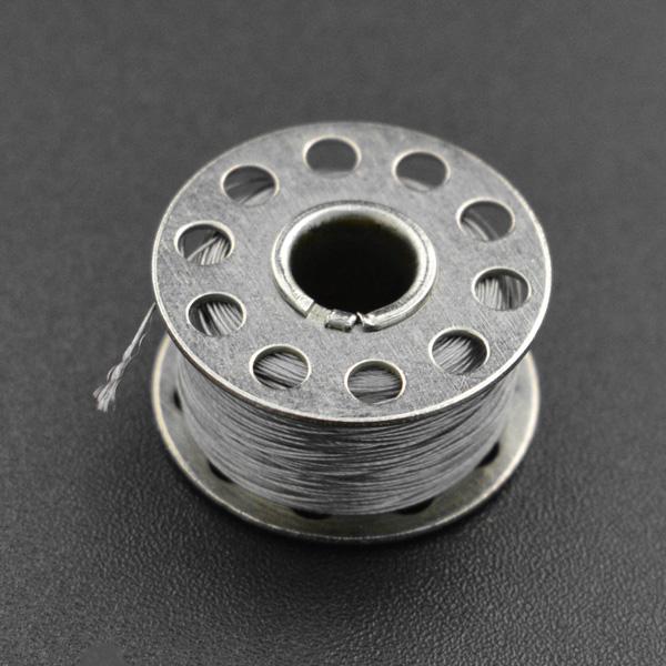 不锈钢导电缝纫线(50-60Ω)