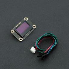 LCD/LED/OLED显示屏-Gravity I2C OLED-2864 显示屏