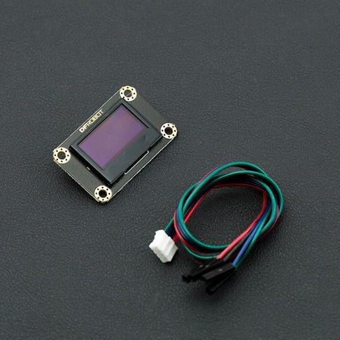 Gravity I2C OLED-2864 顯示屏