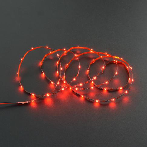 2.5mm柔性灯带(5V 60灯)红色