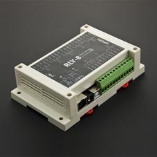 RLY-8-POE-USB 8路网络控制继电器模块