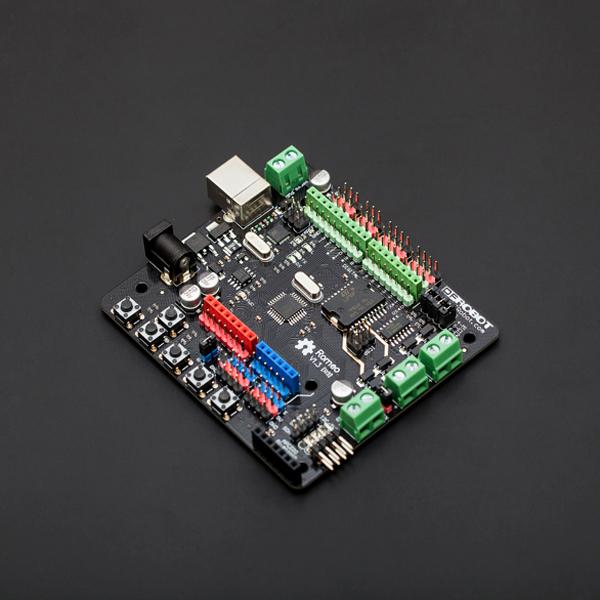 Romeo控制器热卖推荐-Romeo 三合一Arduino兼容控制器