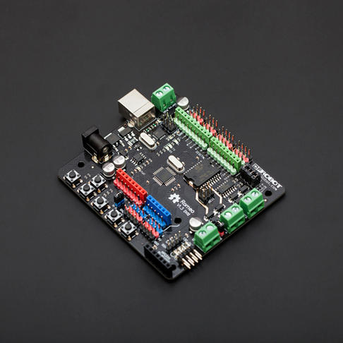 Romeo 三合一Arduino兼容控制器