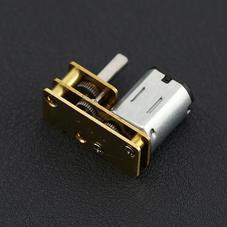 直流电机-金属倒装型减速电机 (6V 150RPM 2.4Kg.cm)
