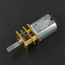 电机-微型金属减速电机 (6V 50RPM 250g*cm)