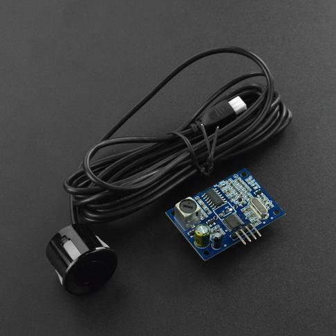 防水独立探头超声波测距模块