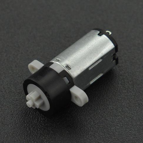 微型直流行星齿轮减速电机(6V  112RPM)