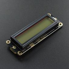 显示屏-Gravity: I2C LCD1602 液晶显示屏 (灰底...