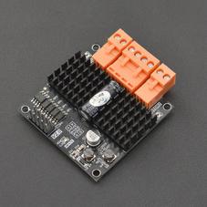 直流电机驱动-双通道直流电机驱动板-12A