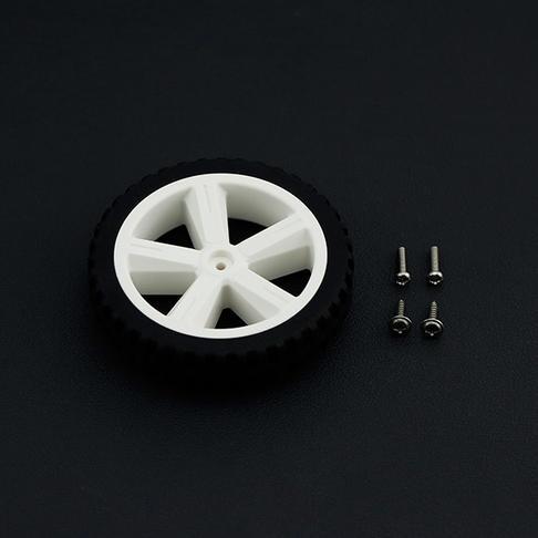 高品质环保ABS硅胶车轮