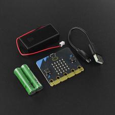 micro:bit Go V2 基础套装(含电池盒与数据线)