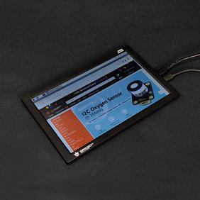 "DFRobot显示模组-10.1"" 800x1280 mini-HDMI IPS高清屏"
