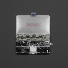 电子元件-PH2.54排母端子套件 带金属弹片