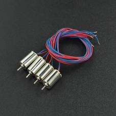 新品-4PCS 空心杯电机(6*10mm)