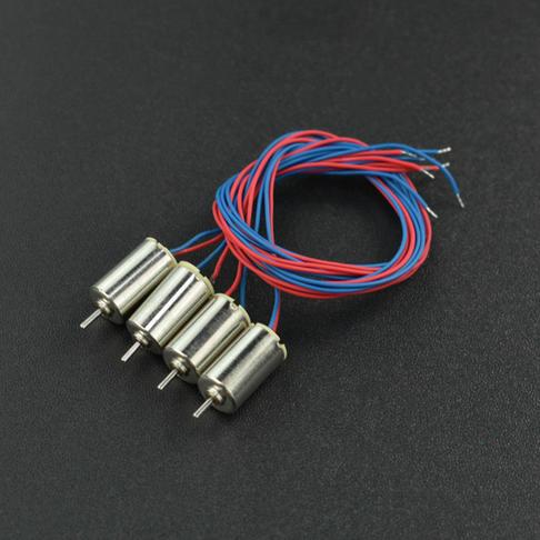 4PCS 空心杯电机(6*10mm)