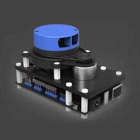 DFRobot创客商城新品推荐TOF 20m SLAMTEC MAPPER M1M1-360°激光建图传感器