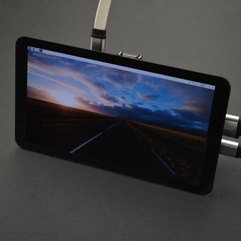 "5.5"" 1920x1080 HDMI OLED电容式触摸屏 1080p 5.5寸 高分辨率触摸屏"