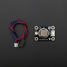 气体传感器-模拟烟雾传感器 (MQ2)