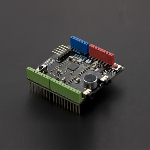Voice Recognition 语音识别扩展板(Arduino兼容)