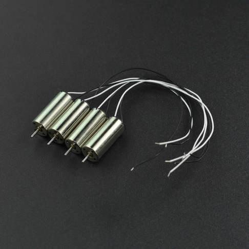 4PCS 空心杯电机(8.5*20mm)