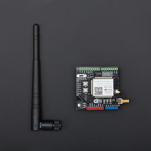 WIFI扩展板 V3 RPSMA接口