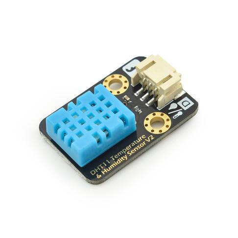 Gravity: DHT11温湿度传感器(Arduino兼容)