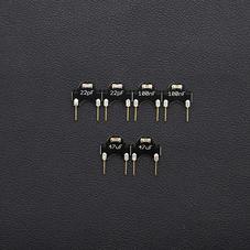 耗材包-Breadboard-Plugin 面包板实验插件——电容包